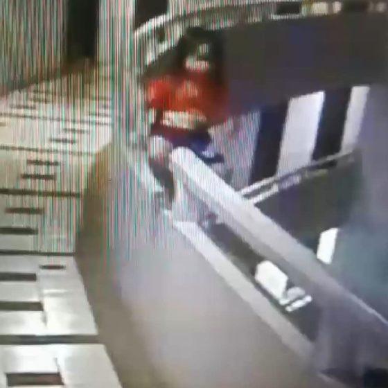 Девочка упала с 11 этажа в Паттайе (ВИДЕО)
