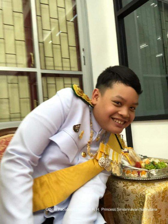 Дочь короля Таиланда показала дворцовую жизнь изнутри