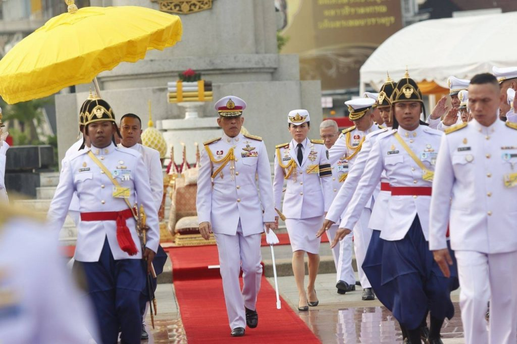 Королева Таиланда празднует день Рождения
