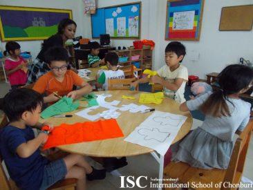 Летняя школа в Паттайе - международная школа ISC