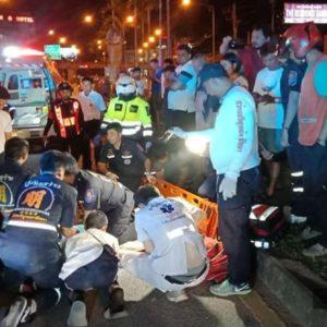 Туристку из России сбили насмерть в таиландской Паттайе