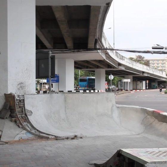 Спортивная площадка в Паттайе за 10 миллионов батов