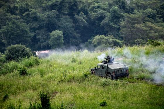 Украинские танки «воюют» в Таиланде (ФОТО)
