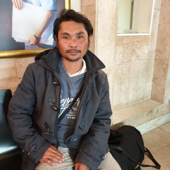 В Москве нашелся пропавший гражданин Таиланда