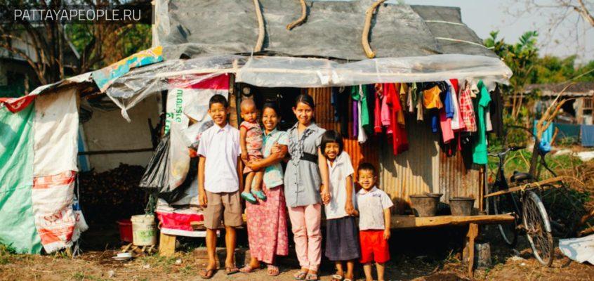 Большинство тайцев обеспокоено высокой стоимостью жизни в Таиланде