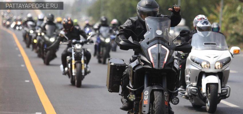 Таиланд ужесточает правила в отношения мощных мотоциклов на дорогах