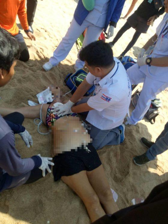 Туристка из Казахстана утонула в Паттайе