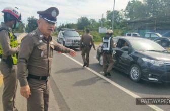 В Таиланде вступил в силу новый закон о дорожном движении