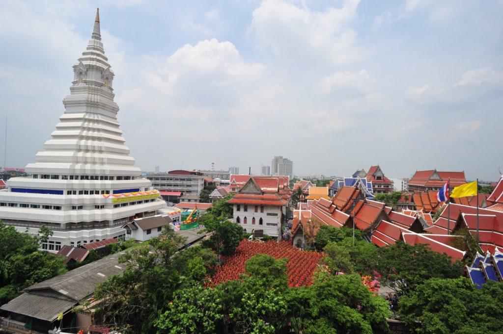 Статую Будды высотой в 20 этажей строят в Бангкоке