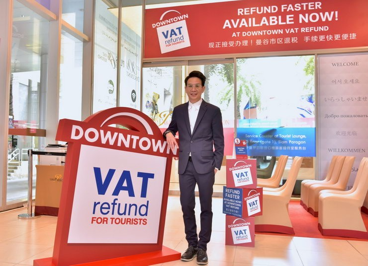 Возврат НДС для туристов в Таиланде увеличен до 30 000 батов