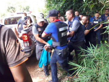 В Таиланде задержали сбежавших преступников из суда Паттайи