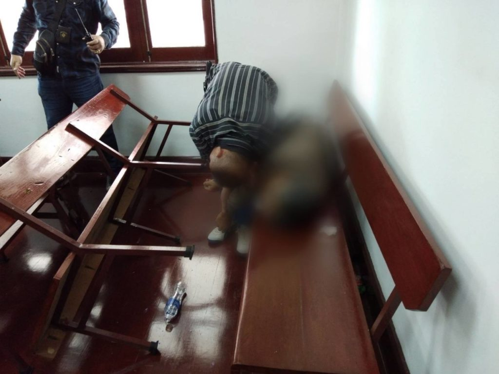 Расстрелял в здании суда - в Таиланде очередной громкий скандал (ФОТО)