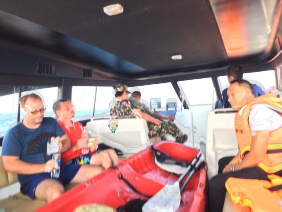 Туристов из России спасали в Таиланде с вертолётом