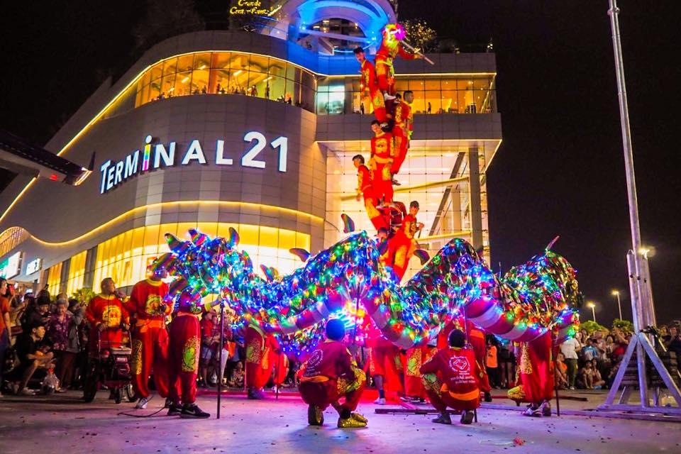 Где отмечать китайский Новый год 2020 в Паттайе