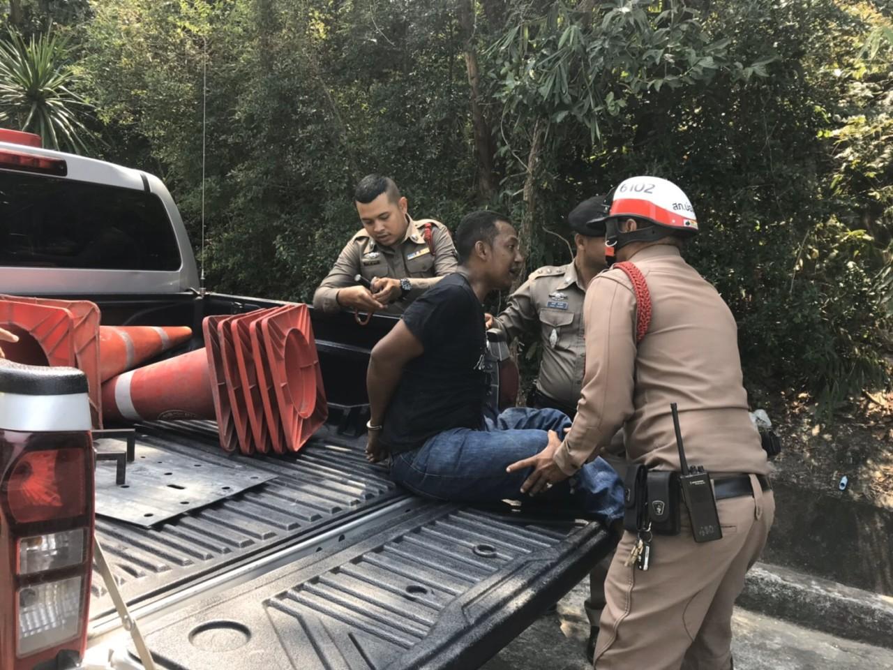 В Таиланде на туриста из России напал местный житель с ножом