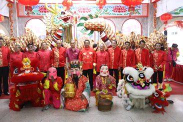 Паттайя празднует китайский Новый год 2020 (фото)