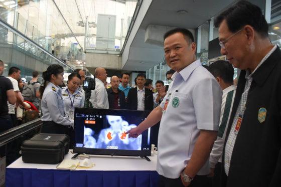 Пневмония из Китая — опасность заразиться в Таиланде