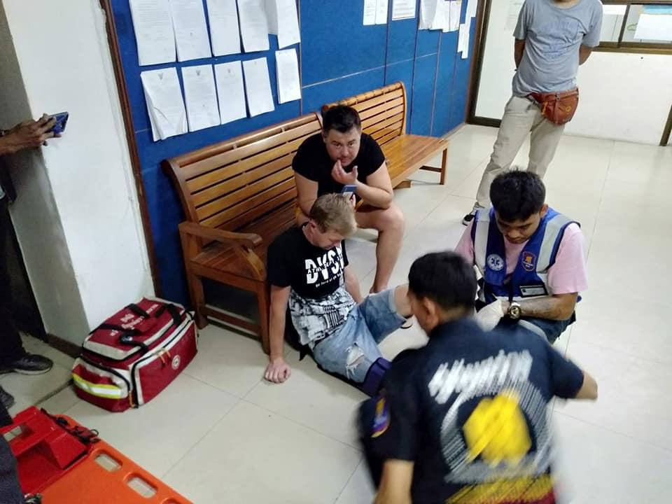 Туристы из России не заплатили 2 тысячи батов и были избиты в стриптиз-баре Паттайи (видео)