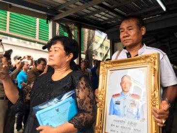 Почему солдат расстрелял мирных людей в Таиланде
