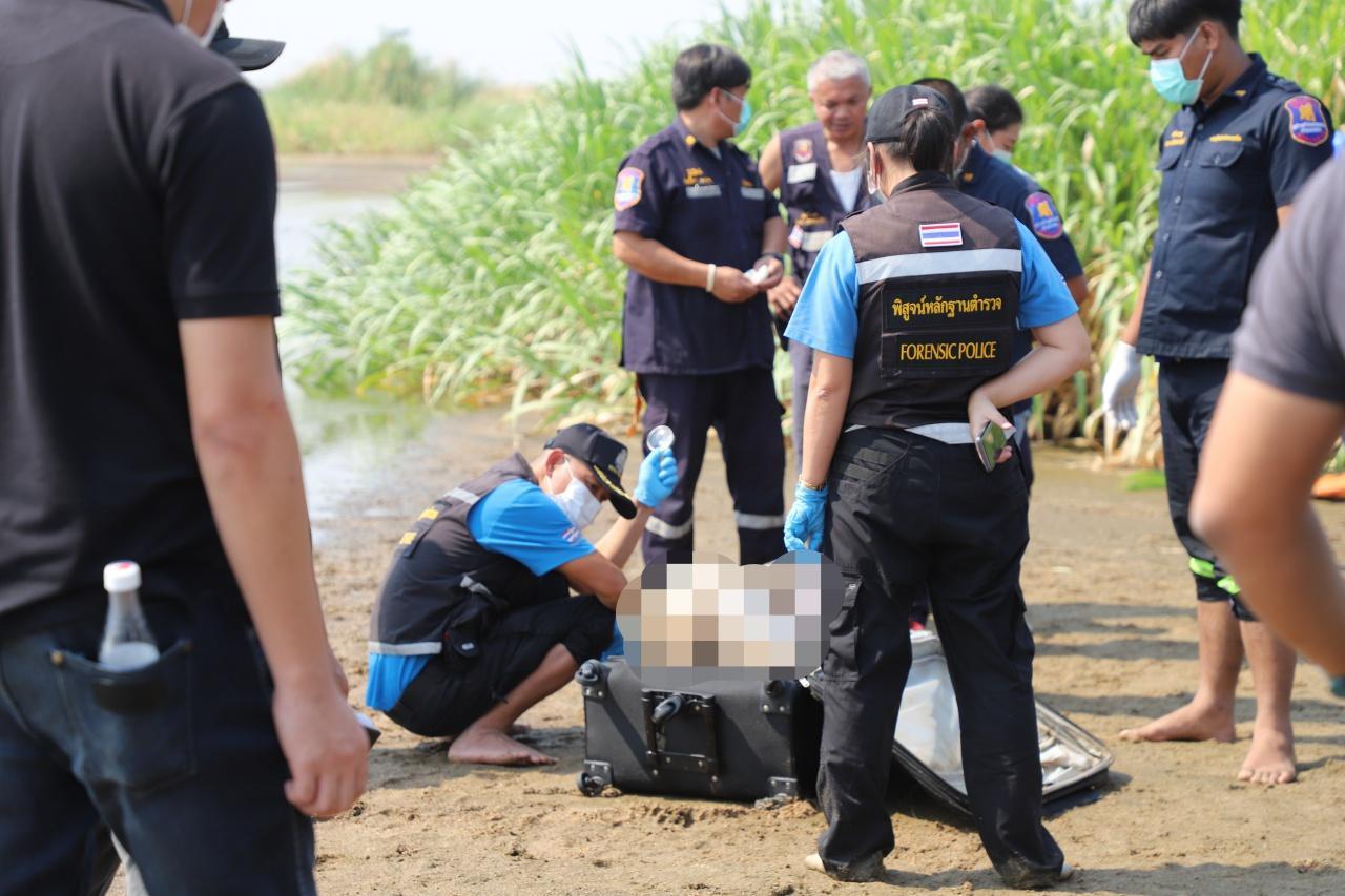 Труп иностранца в чемодане нашли в Таиланде