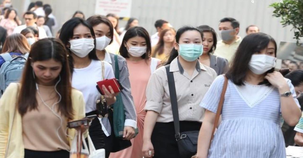 В Таиланде врач заразился коронавирусом — это 34 случай заражения