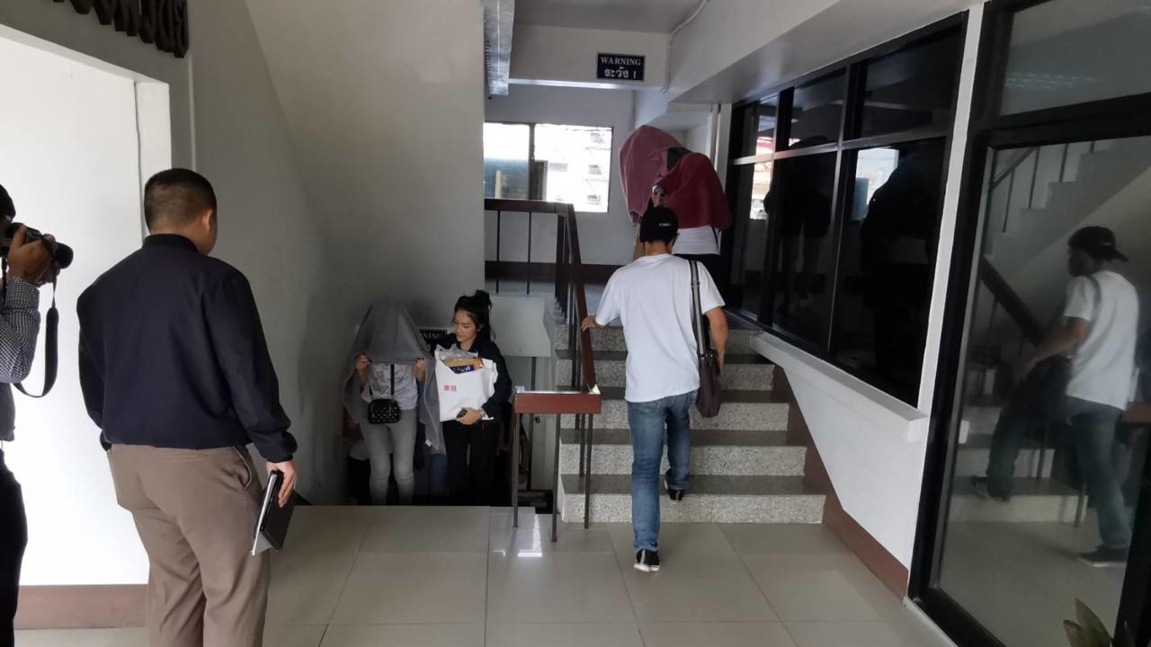 В таиландской Паттайе спасли узбечек из рабства