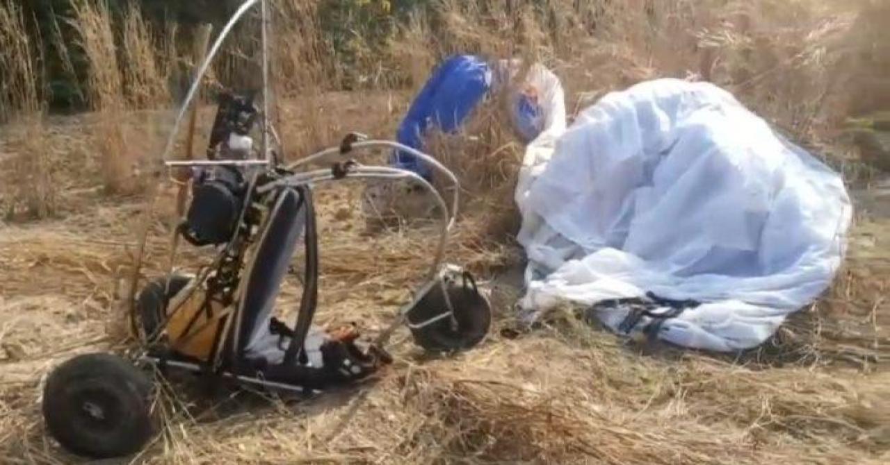 Турист разбился на параплане в Паттайе
