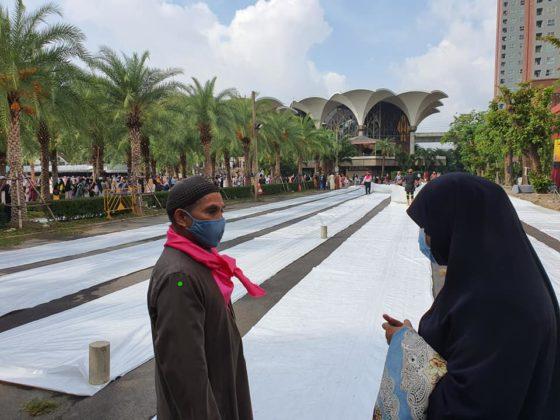 Как мусульмане в Таиланде отмечают Ураза-байрам
