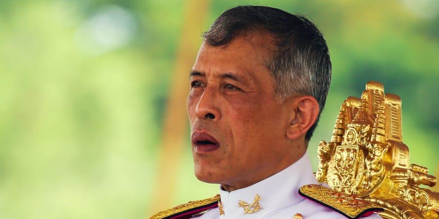 Король Таиланда отмечает 68-й день рождения — интересные факты о монархе