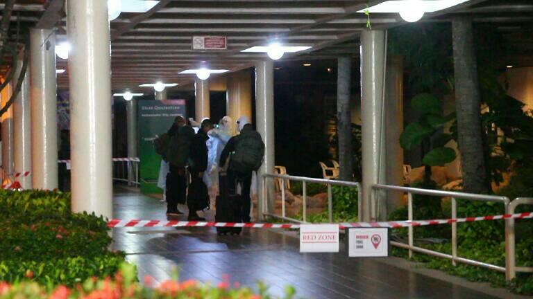 Отель Амбассадор в Паттайе стал карантинным центром для тайских солдат