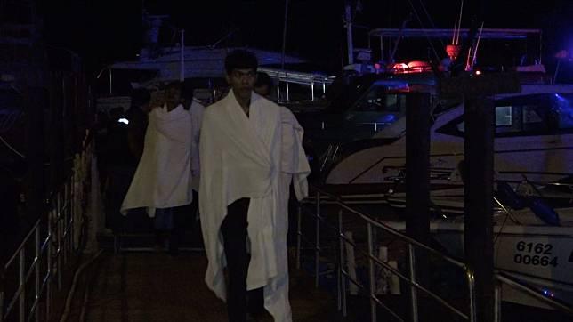В Таиланде опрокинулся грузопассажирский паром, несколько человек пропали без вести