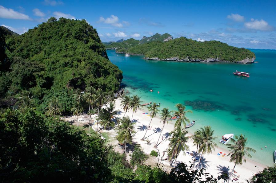 Таиланд выбрал национальный парк с лучшей экологией