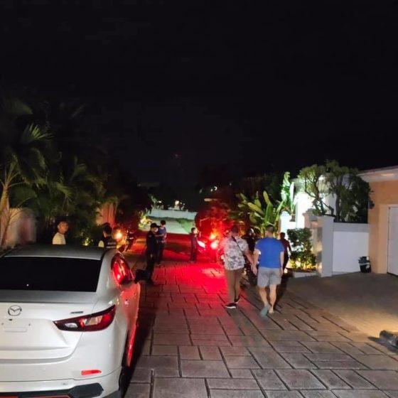 Группа вооружённых мужчин ограбила дом китайских туристов в Паттайе