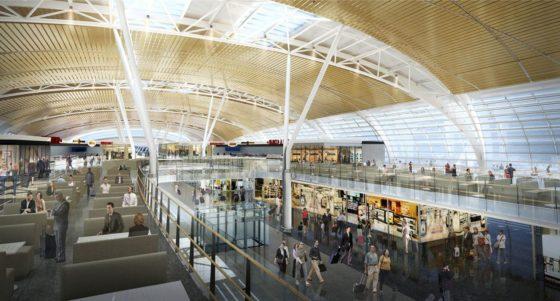 Аэропорт Суварнабхуми в Бангкоке завершает строительство нового терминала