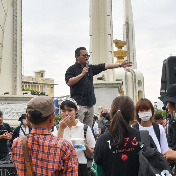 В Бангкоке объявлено чрезвычайное положение