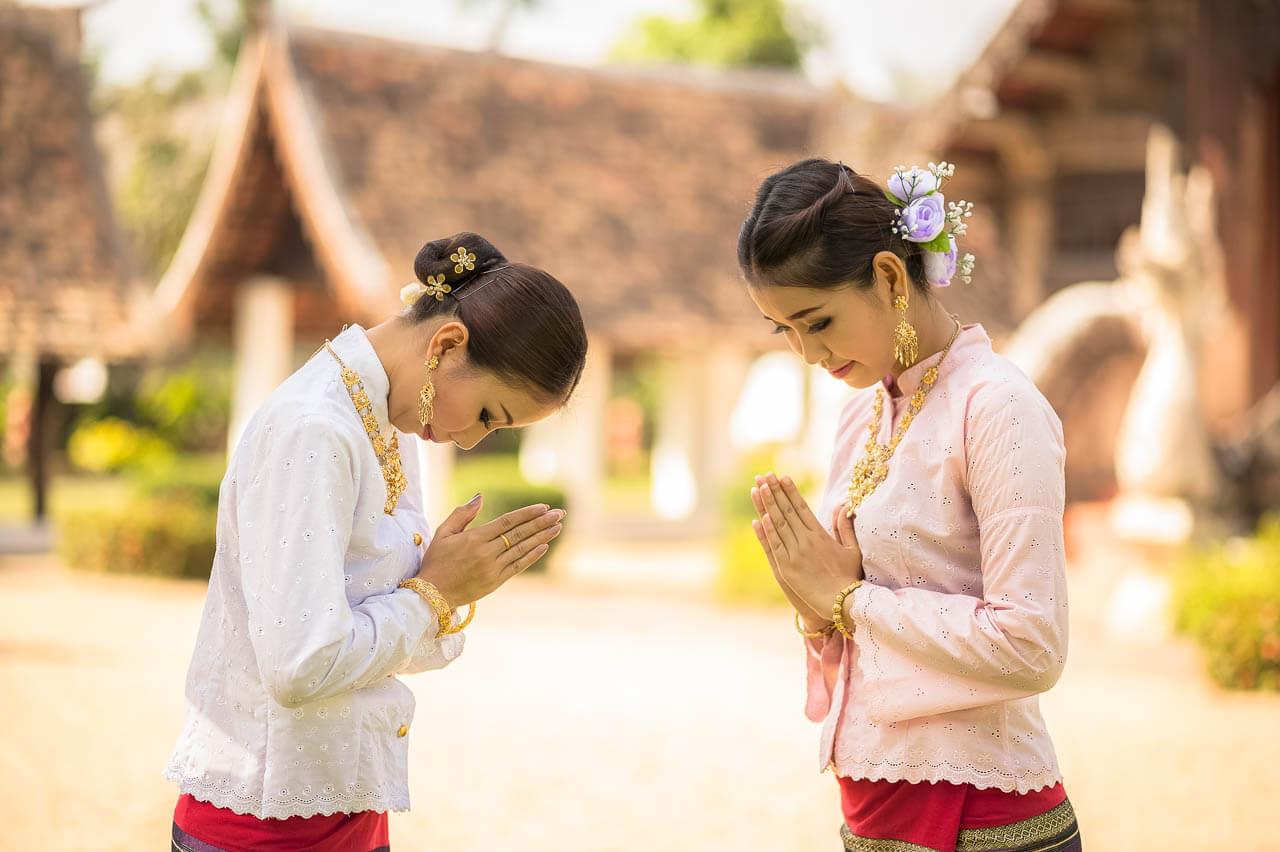 Как типичный тайский образ жизни идеально вписывается в новые нормы Covid-19