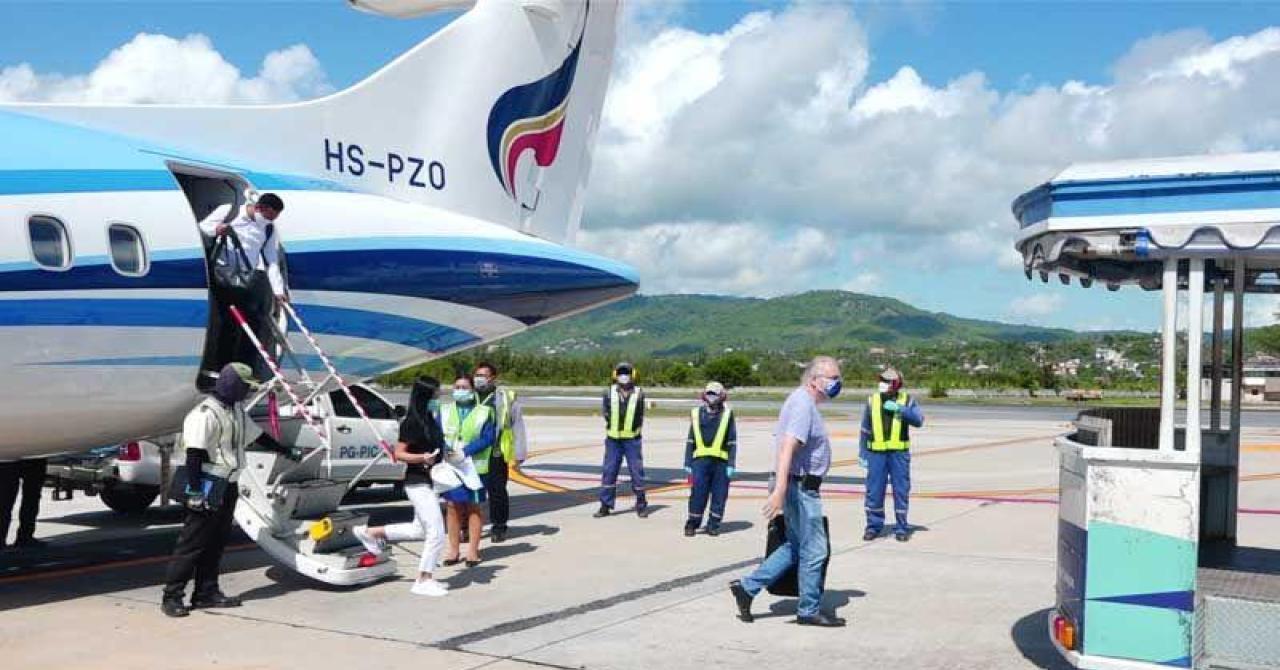 Тайский остров Самуй требует обеспечить недорогие авиабилеты