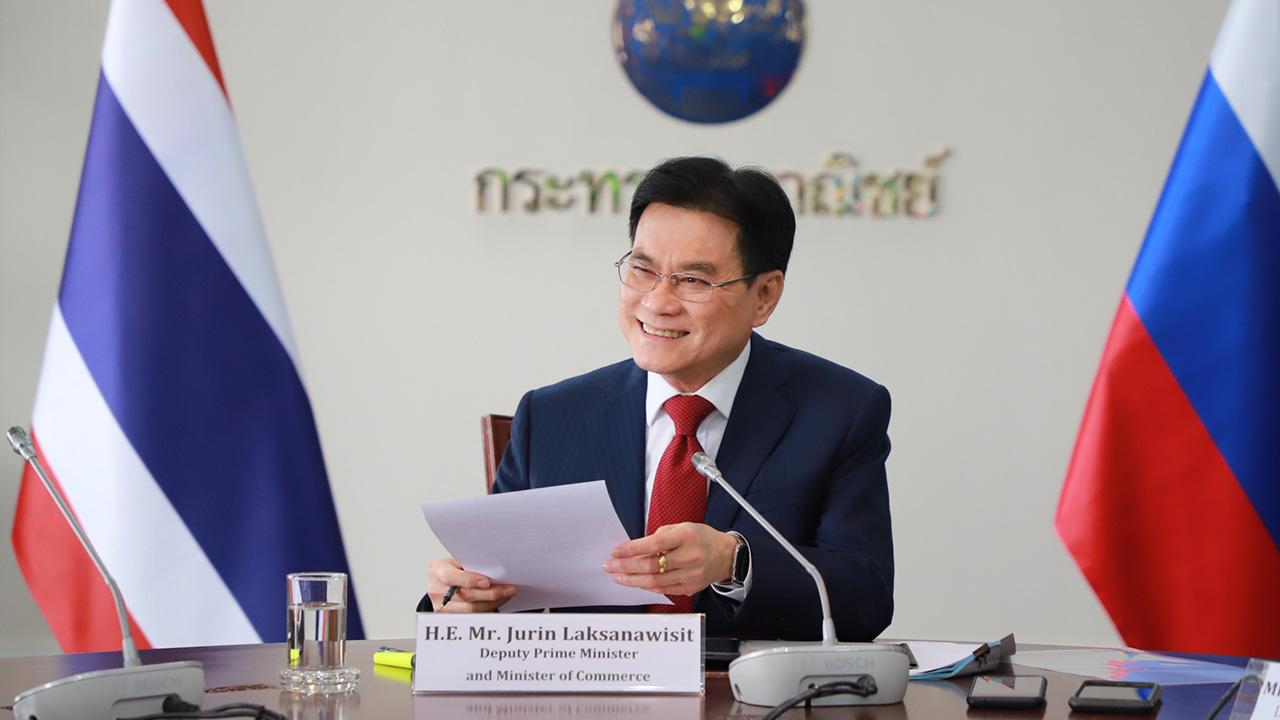Таиланд и Россия увеличат взаимный товарооборот до 10 миллиардов к 2023 году