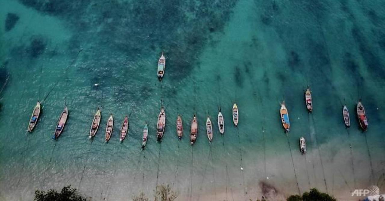Морские цыгане в Таиланде благодарят эпидемию коронавируса