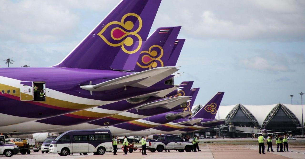 Авиарейсы с Пхукета в Бангкок возобновятся в сентябре