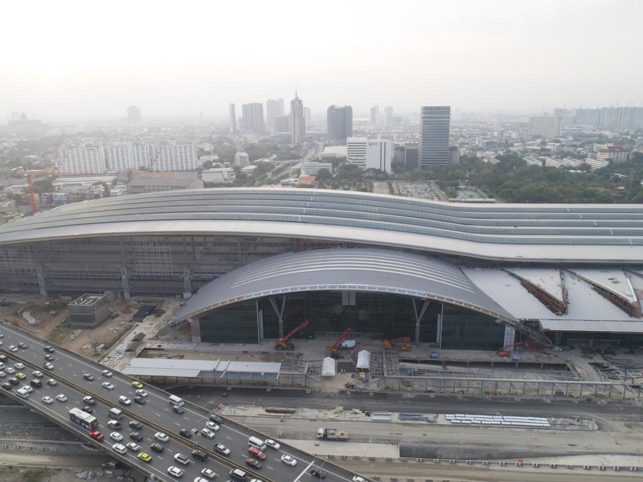 Бангкокский вокзал Хуа Лампонг закрывается после 105 лет работы
