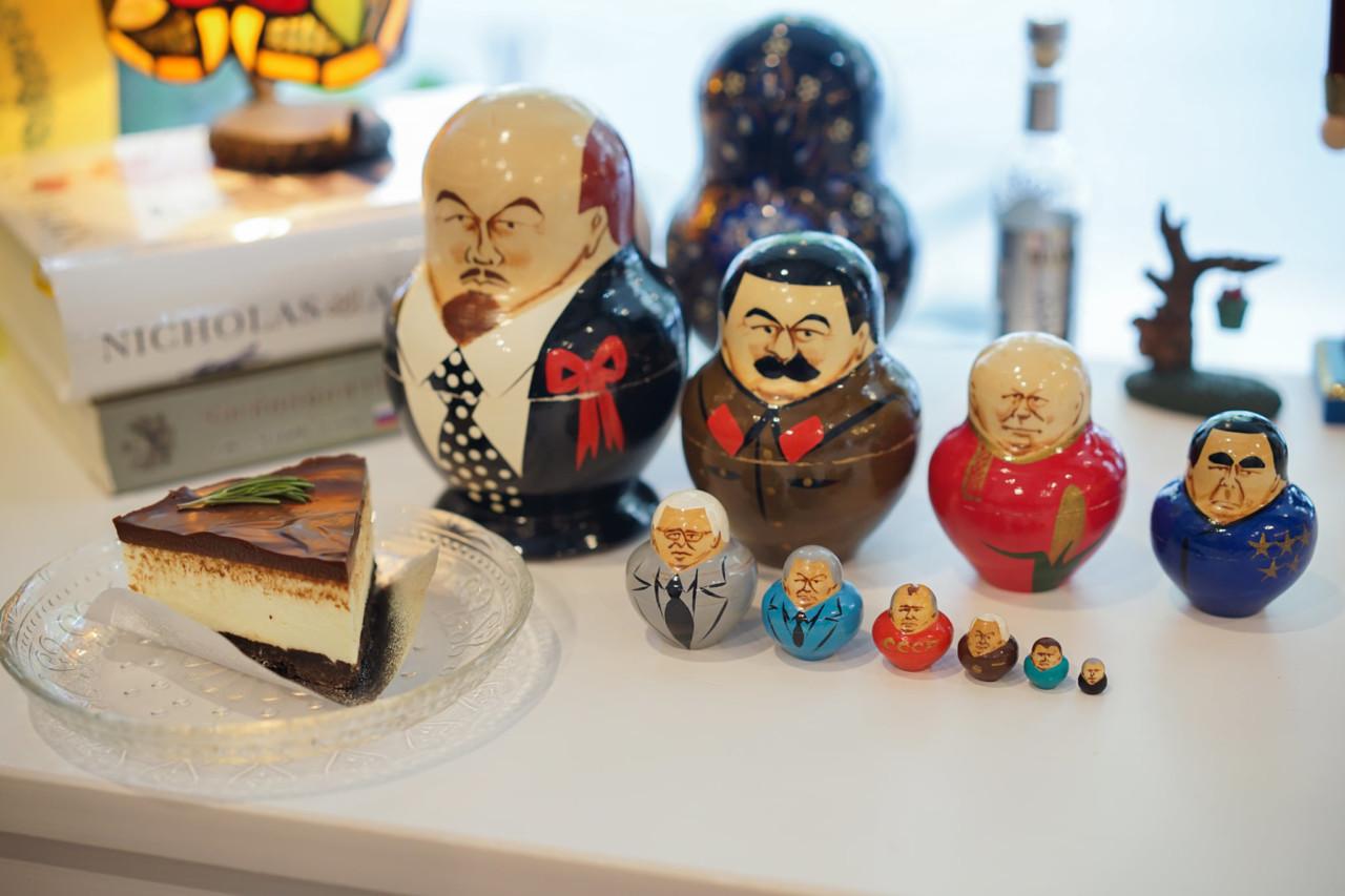 ВБангкоке открылось кафе «Белка», посвящённое России