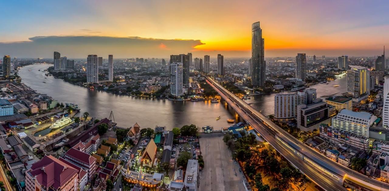 Столица Таиланда — Новосибирск