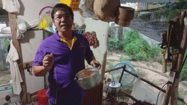 Вторую оранжевую жемчужину мело нашли в Таиланде
