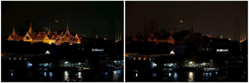 Столица Таиланда погрузится во тьму на один час