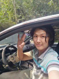 Иностранка попала в мистическую аварию в Таиланде и столкнулась с вымогательством