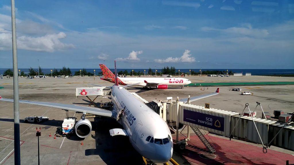 Международный аэропорт Пхукета готовится к открытию острова