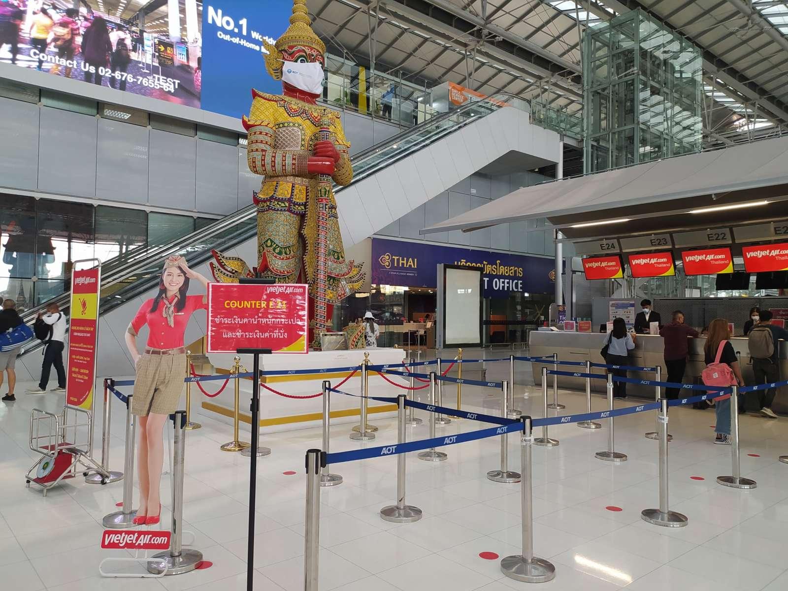 Компания Аэропорты Таиланда впервые берёт кредит