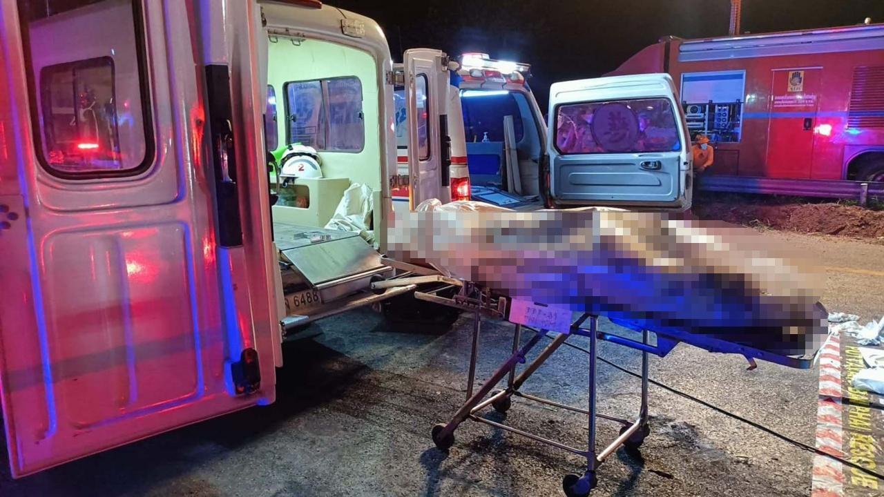 В Таиланде сгорел автобус — погибли два ребёнка и трое взрослых