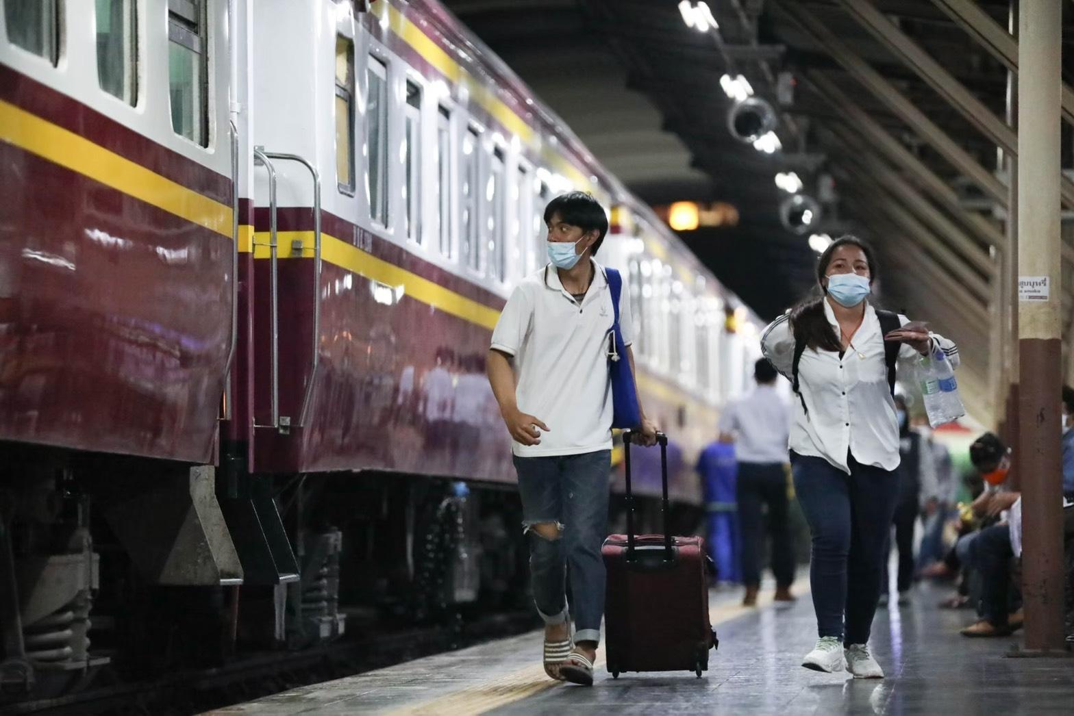 Закрыть Таиланд на время Сонгкрана призывают авиакомпании